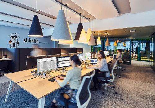 Büro in Zürich von Mint Architecture 05