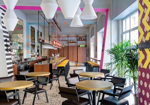 Restaurant in Mailand 07