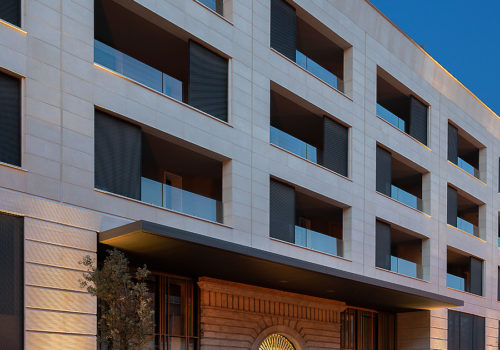 Hotel La Suite in Matera 01