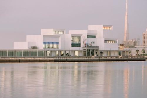 Serie Architects Jameel Arts Centre| Dubai | UAE