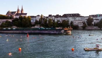 """""""Swim City"""" – Ausstellung im AIT-ArchitekturSalon Hamburg"""