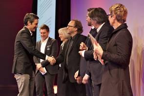 AIT-Award 2014 Preisverleihung