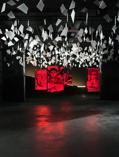 Filmmuseum in Rom von None Collective