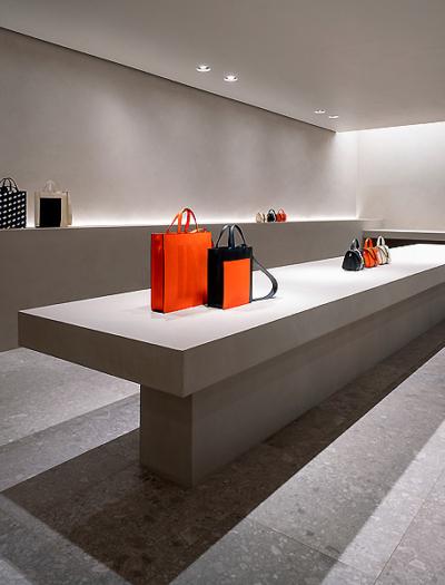 Valextra Store in Mailand von John Pawson