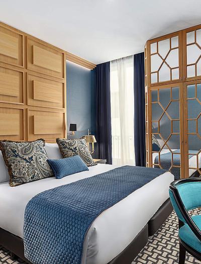 Room Mate Hotel in Madrid von Lorenzo Castillo