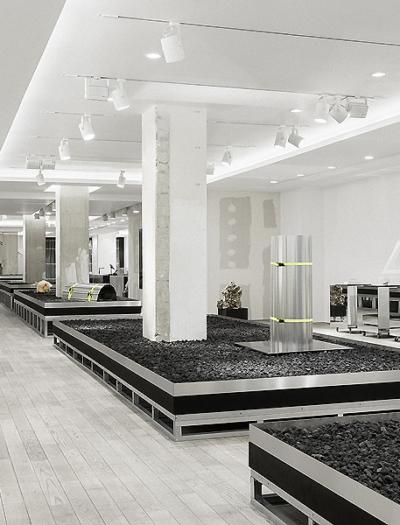 """Concept Store """"Georgstraße 14"""" in Hannover von Vaust Studio"""