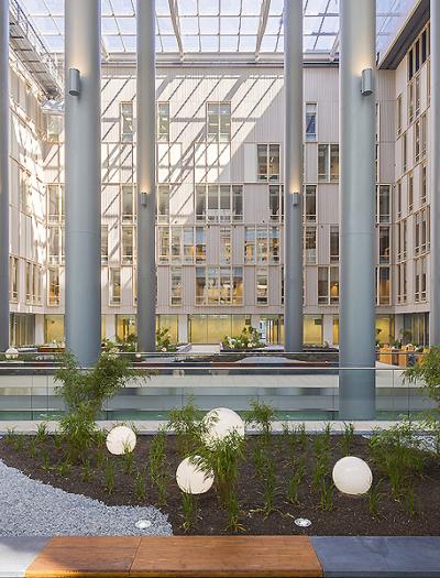 Krankenhaus Erasmus MC in Rotterdam von EGM architects