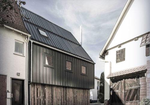 Umbau eines Wohnhauses in Leutenbach 02