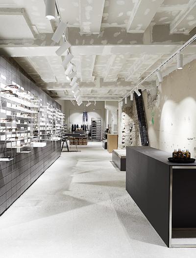 Viu Pop-Up-Store in Zürich von Fabrice Aeberhard