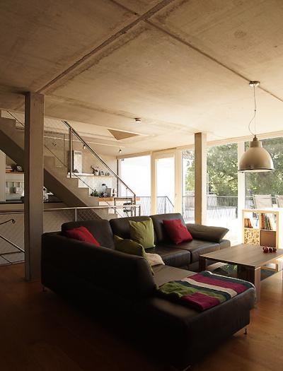 Wohnhaus in Leutenbach von Atelier Stocker