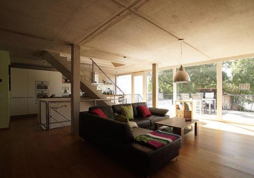 Umbau eines Wohnhauses in Leutenbach 05