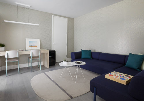 Apartment in New York von Frederick Tang Architecture 02