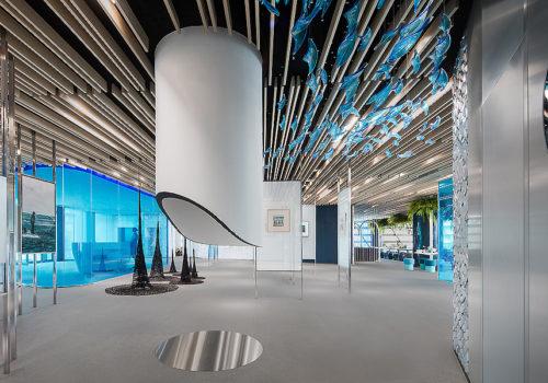CIFI Sales Center in Qingdao 03
