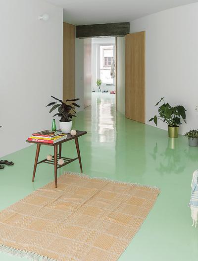 Apartment in Porto von Fala Atelier