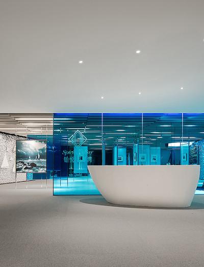 CIFI Sales Center in Qingdao von Ippolito Fleitz Group