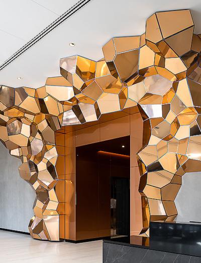 Installation Grotta Aeris in Raleigh von SOFTlab