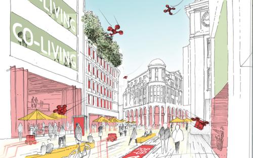 retail in transition: Neue Perspektiven – für lebendige Städte