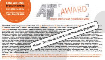 AIT-Award 2020 – Die Finalisten stehen fest