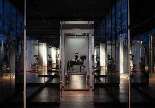 Ausstellungskonzept in Museum 01
