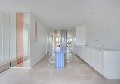 Apartment in Paris von Ubalt Architectes 01