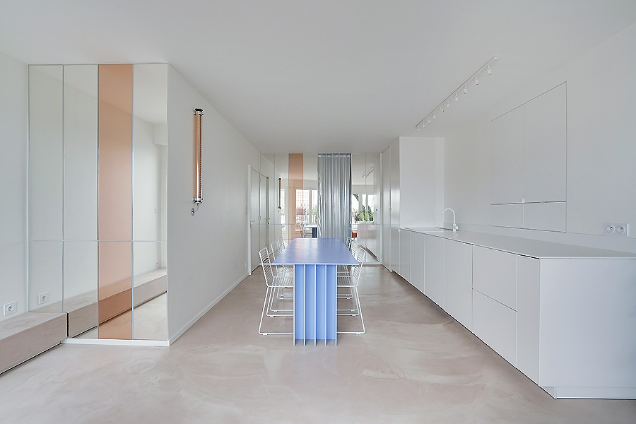 Apartment in Paris von Ubalt Architectes 01