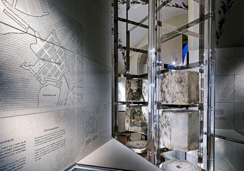 Ausstellungskonzept in Museum 02