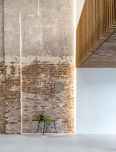 Umbau einer Lagerhalle zu Büroräumen in Rotterdam von Firm Architects