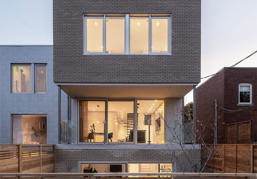 Wohnhaus in Montreal 02