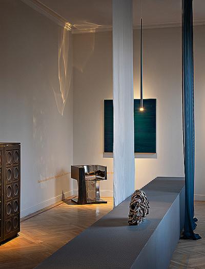 Ausstellung in Stockholm von Note Design Studio