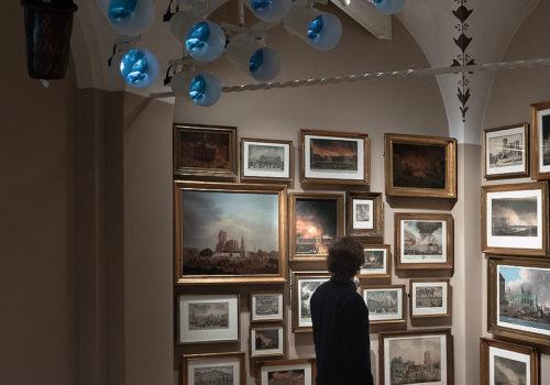 Ausstellungskonzept in Museum 04