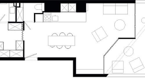 Apartment in Paris von Ubalt Architectes 08