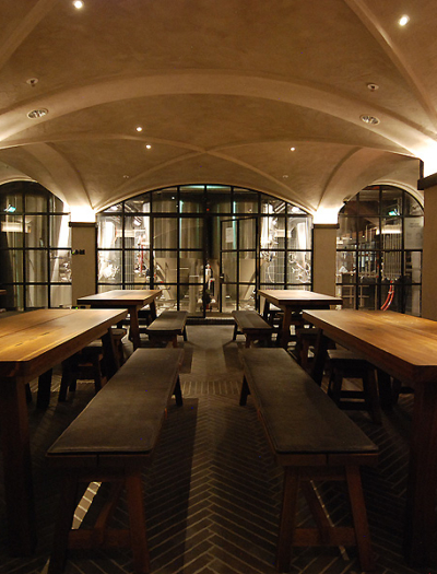 Paulaner am Nockherberg in München von Frank Architekten