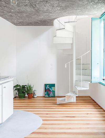Wohnhaus in Amarante von Fala Atelier