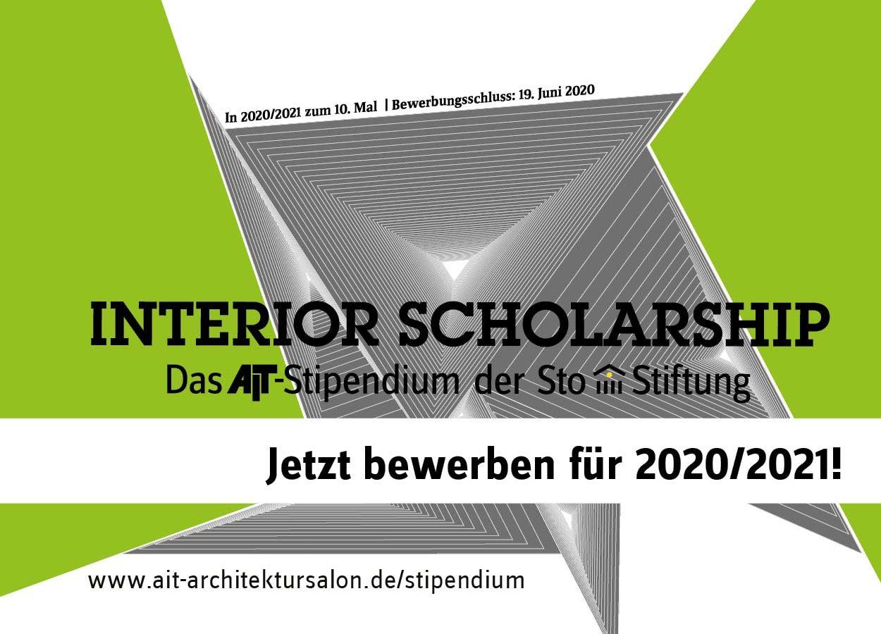 Interior Scholarship 2020/2021
