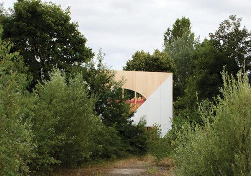 Installation in Brüssel 01