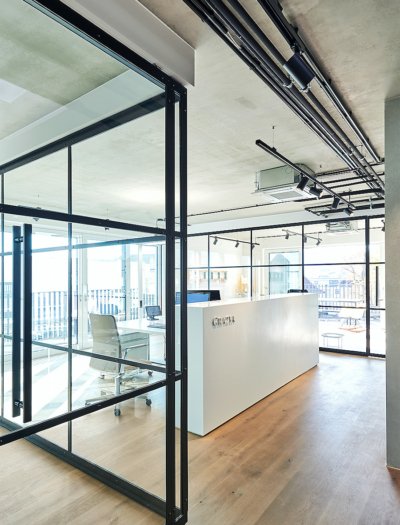Grazia Equity Office in Stuttgart von blocher partners