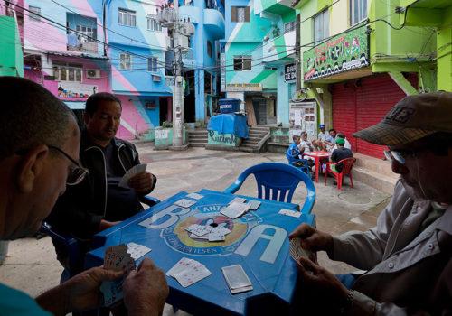 Favela Painting | © Iwan Baan
