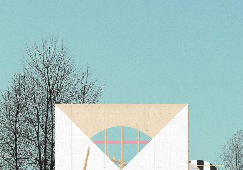 Installation in Brüssel 09