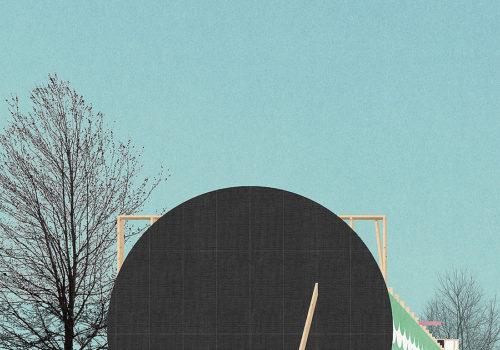 Installation in Brüssel 10