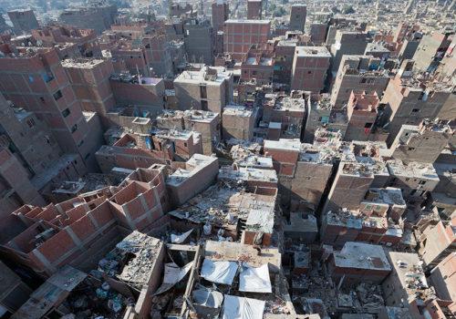 Zabaleen Cairo | © Iwan Baan