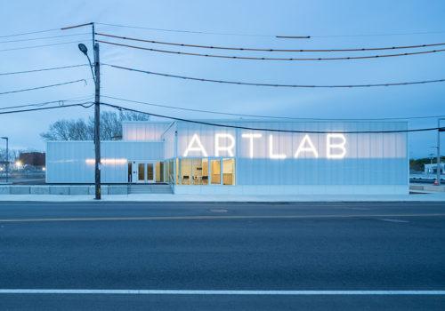 Harvard ArtLab, US-Allston, MA B-L Barkow Leibinger Partnerschaft von Architekten mbB, DE-Berlin