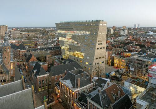 Forum, NL-Groningen | NL Architects, NL-Amsterdam | © Marcel van der Burg