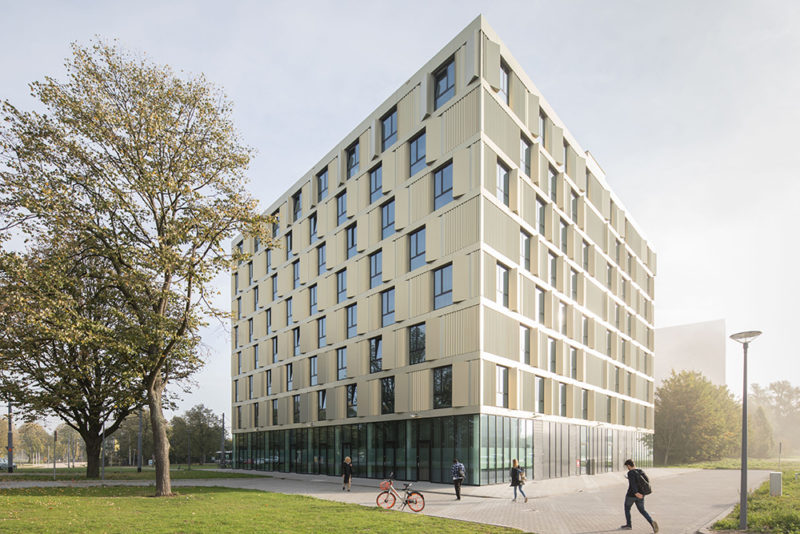 Erasmus Campus | Foto: Mecanoo architecten