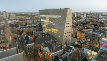 Forum Groningen, NL Architects with ABT Engeneering, Finalist AIT-Award 2020