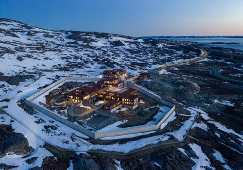 New Correctional Facility, GL-Nuuk | Schmidt Hammer Lassen Architects, DK-Copenhagen, FRIIS & MOLTKE Architects A/S, DK-Aarhus