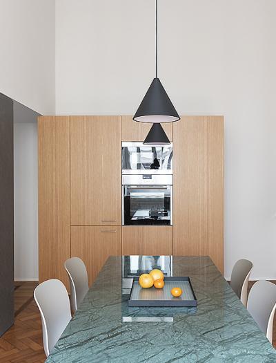 Apartment in Mailand von Wok Studio