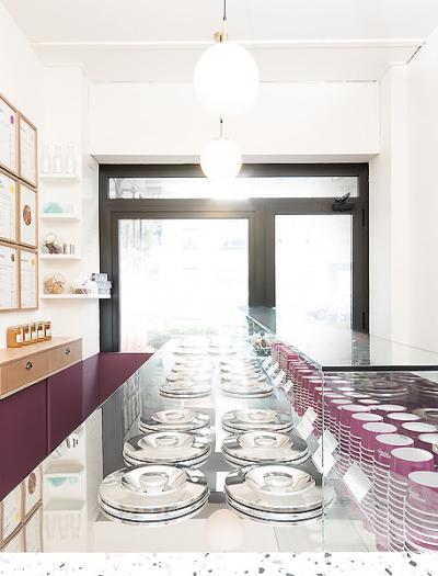 """Eisladen """"A Prossima Fermata"""" in Mailand von Studio Wok"""