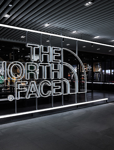 The North Face Flagshipstore in Chongli von Coordination Asia