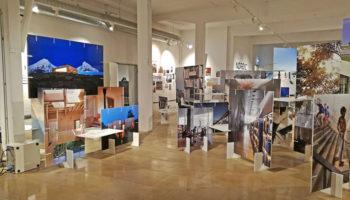 """Aus dem Archiv: Ausstellung """"NØRÐÍC. Ein Kaleidoskop skandinavischer Architektur"""""""