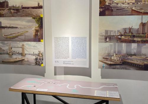 Die Themse soll wieder zu einem von Schwimmern nutzbaren Fluss gemacht werden, da dies durch Zunahme von Verschmutzung und Schiffsverkehr inzwischen unmöglich ist. Thames Bath erstellte dazu ein Konzept mit einem Schwimmbad, das in Stahlcontainern mit beheiztem und gefiltertem Flusswass, das Baden ermöglicht.